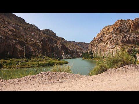 El Lugar Más Zarpado De Mendoza   El Cañón Del Atuel