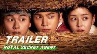 Royal Secret Agent Trailer
