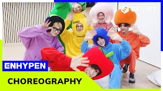 ENHYPEN (엔하이픈) 'Chamber 5 (Dream of Dreams)' Dance Performance (Halloween Fruit ver.)
