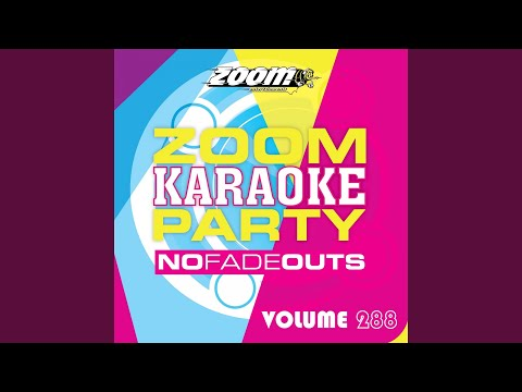 Troublemaker (With Rapper) (Karaoke Version) (Originally Performed By Olly Murs & Flo Rida)