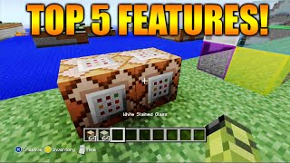 ★Minecraft Xbox 360 + PS3 - TOP 5 Most Wanted Features & Additions From The Community★