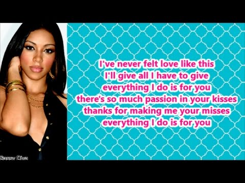 Kristal Smith - Everything I Do (Lyrics)