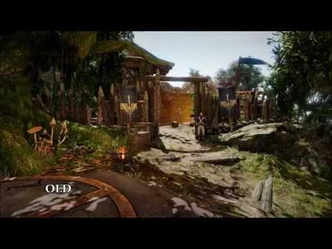 Risen 3 NeffO's Texture Mod Trailer