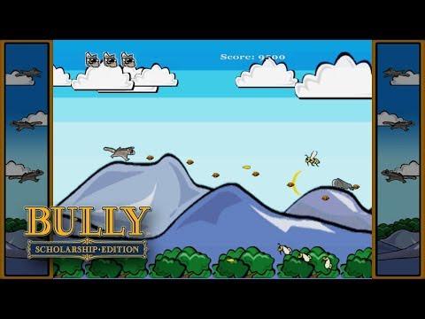 Bully: Scholarship Edition - Arcade Games