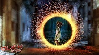 Эффект магического портала Доктора Стрэнджа. Уроки Фотошоп.