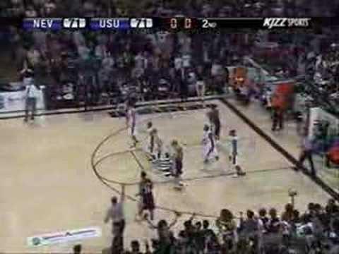 Utah State Aggies beat Nevada Wolfpack