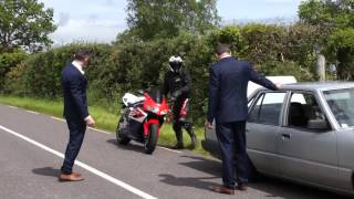 Best Man Forgets His Speech - What Happens Next...?