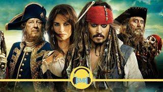 """Музыка из фильма """"Пираты карибского моря"""" 2003"""