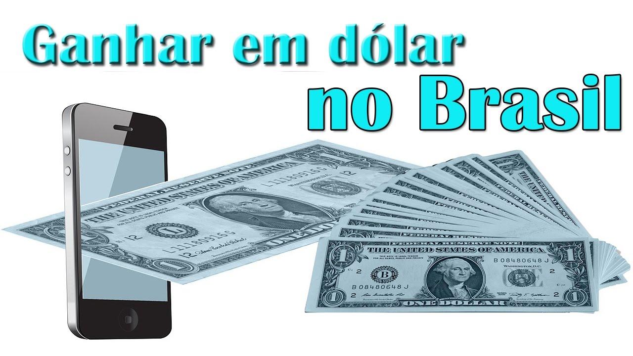 Brasileiro Mostra Como Ganhar Em Dólar Sem Sair Do Brasil
