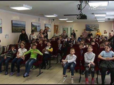 В самарской школе-интернате студенты и волонтеры провели благотворительную акцию