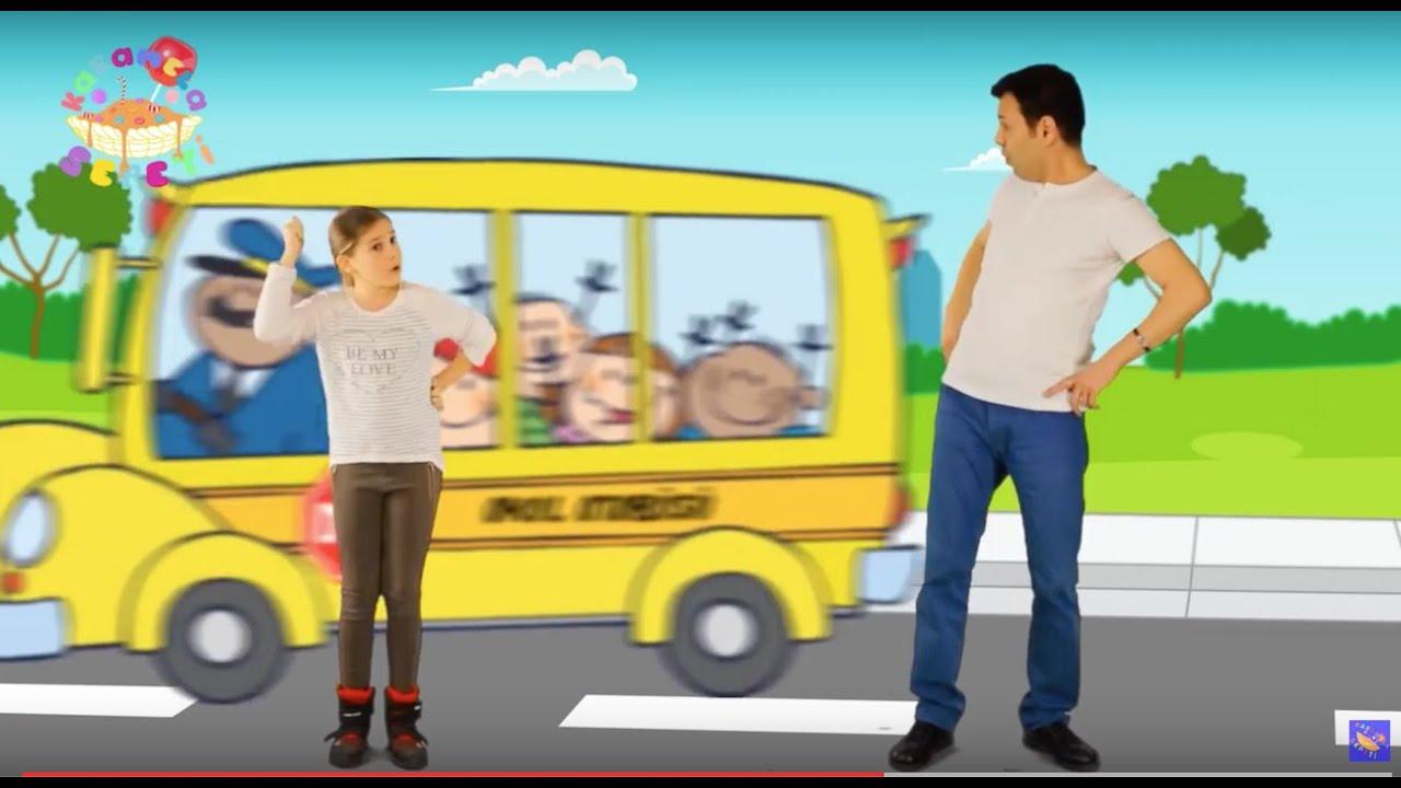 Deli deli tepeli kulakları küpeli - Karamela Sepeti Çocuk Şarkıları
