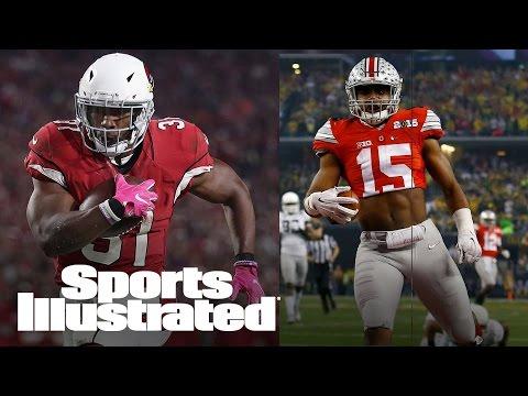 Ezekiel Elliott vs. David Johnson: Who Is The NFL's Best Running Back? | SI NOW | Sports Illustrated
