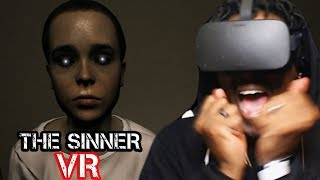 SHE WAS FOLLOWING ME THE WHOLE TIME...i'm not JOKING | THE SINNER: PROLOGUE VR (HEART RATE MONITOR)