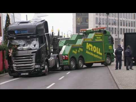 Polícia alemã busca suspeito por ataque em Berlim