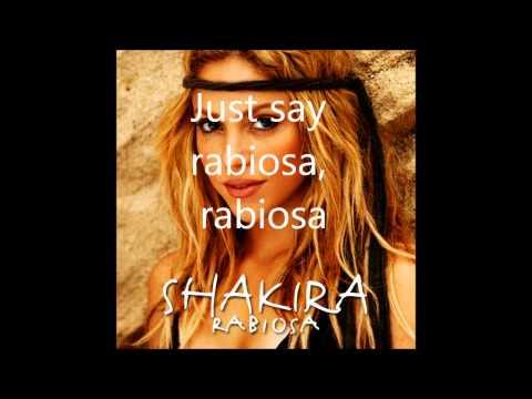 ♫ Shakira ft. Pitbull - Rabiosa (2011) ♫  (Lyrics on screen) + Download Link