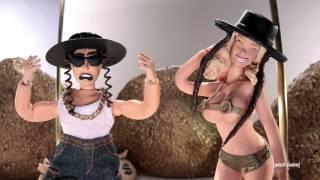 Hanukkah Gelt Rap | Robot Chicken | Adult Swim