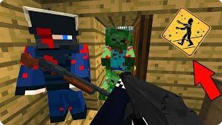 Один против всех [ЧАСТЬ 84] Зомби апокалипсис в майнкрафт! - (Minecraft - Сериал)