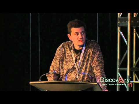 Discovery 11 3D Conference - Gaming World: 3D Games or Games
