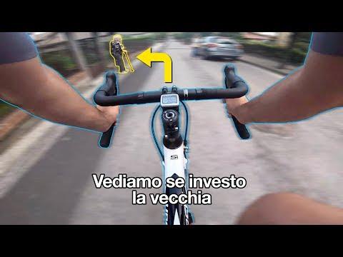 PERCHE' VADO IN BICI DA CORSA?!? Vlog in bici... una pazzia!