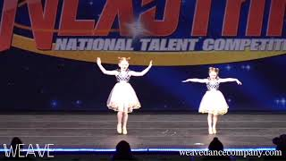 """A Dream is A Wish Your Heart Makes"" | Mini Top Tier Apprentice Company | WEAVE Dance Company"