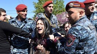 Народ против Саргсяна, новые санкции из-за Сирии | ИТОГИ ДНЯ | 16.04.18