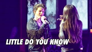 Annie LeBlanc & Hayden Summerall - Little Do You Know (LIVE)