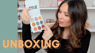 Blogger Unboxing | Kylie Cosmetics, Maybelline, NARS