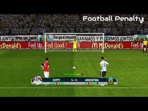 Egypt vs Argentina