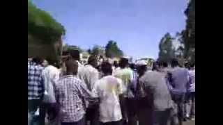 Ethiopian Muslim Demostration-From Addis Ababa.wmv