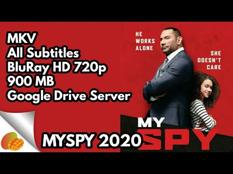 Download My Spy (2020)   Full Stream & Download