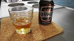 Testissä Urho 4 3% Vaalea Lager olut