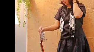 SYAL PARANG. Stola Etnik Batik (UNISEX). Seragam Paduan Suara dan Komunitas/Club/Arisan/Dhama Wanita