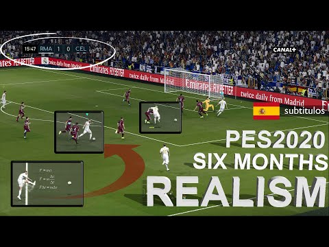 This is the best football simulator: Realism re-review after six months with PES 2020 from YouTube · Duration:  29 minutes 42 seconds