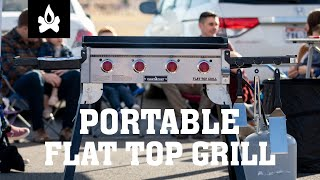 Portable Flat Top Grill | Camp Chef