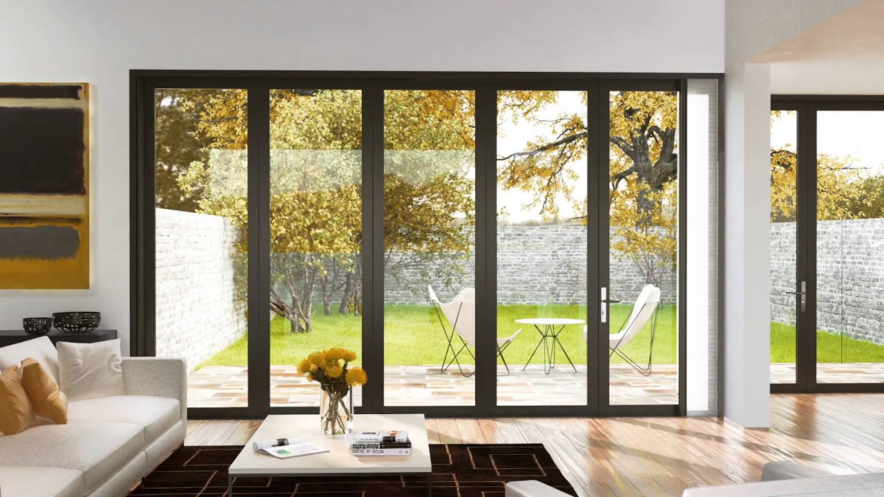 & Centor Integrated Doors - YouTube