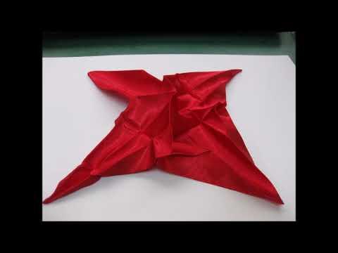 科学まじっく:形状記憶鶴&風船