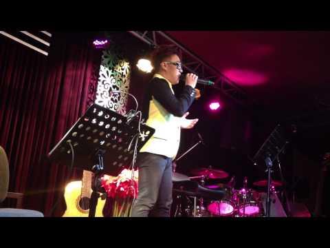 Dấu Mưa - Trung Quân Idol @WE 02/08/2013