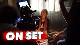 Insidious: Chapter 3: Behind the Scenes Movie Broll - Dermot Mulroney, Hayley Kiyoko