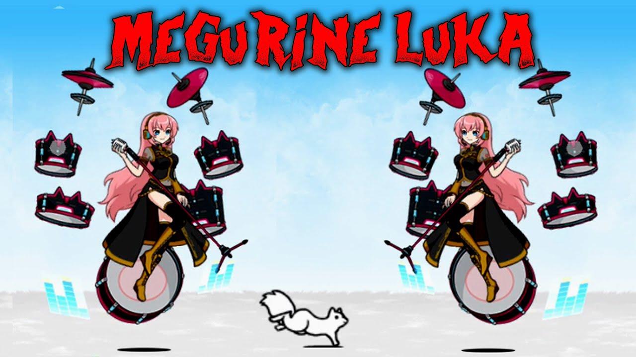 The Battle Cats - Megurine Luka