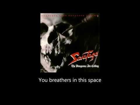 Savatage - City Beneath The Surface (Lyrics)