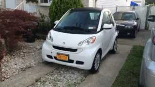 Smart fortwo passion mini review 2011