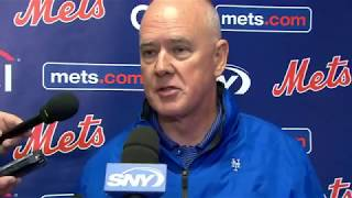 Mets GM Sandy Alderson on Terry Collins resignation and what's next
