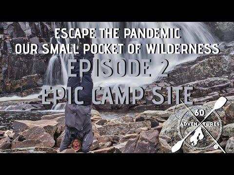 "Escape The Pandemic - Episode 2:""EPIC BASECAMP"" English subtitles."