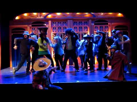 Menopause The Musical (2013 California Tour) does The Harlem Shake!