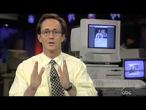 ABC News - World News Now - First Internet Broadcast - 23 Nov 95