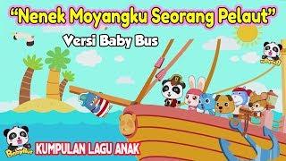 Nenek Moyangku Seorang Pelaut ♫ Lagu anak terbaru ❤ Kartun BabyBus ❤ Beramai ramai ke laut