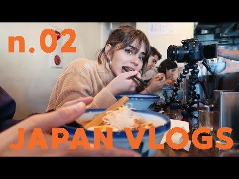 Japan Vlogs: O PIOR SUSHI *blahhhh*