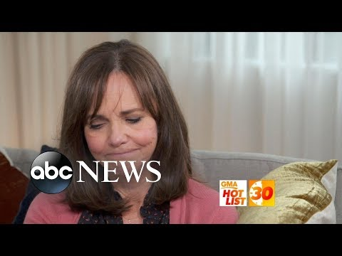 'GMA' Hot List: Sally Field reflects on her relationship with Burt Reynolds