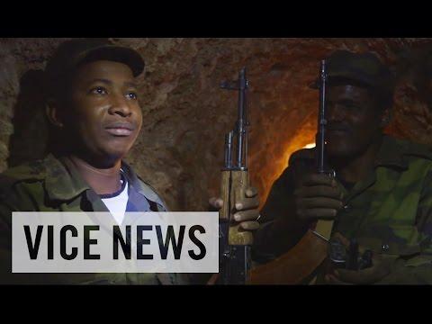 Guerrilla Warfare in Desert Tunnels: The Sahara