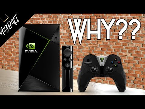 NVIDIA SHIELD - Why Does EVERYONE Say It's The BEST? (2018)